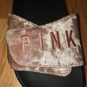 PINK Victoria's Secret Shoes - PINK Victoria Secret™️ Slides